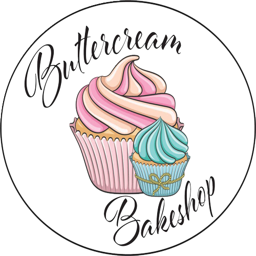 Buttercream Bake Shop Logo